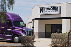 Request a Freight Quote from our Trucking Company