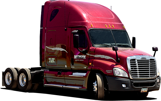 Trucking Company offering Transportation Services in the Southwest